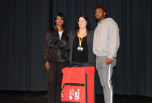 CPR donation to EHS