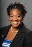 Tajuana Hunnicutt, Director of Secondary Student Affairs