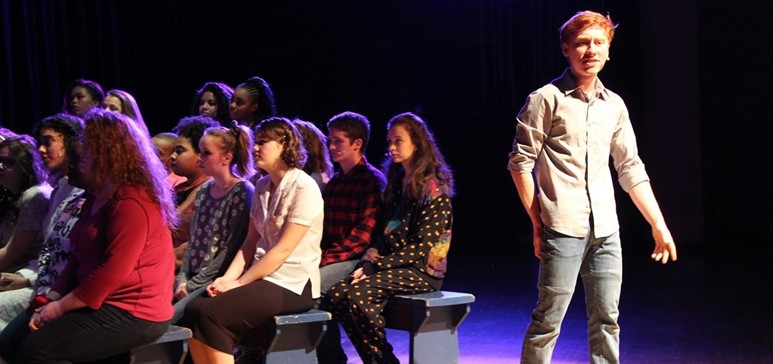 Footloose the Musical begins April 6 and runs through April 9