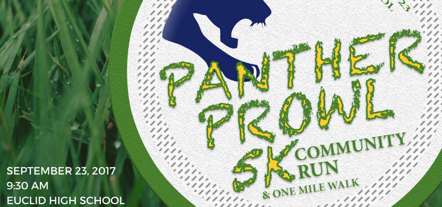 Panther Prowl 5k Run and 1-mile Walk