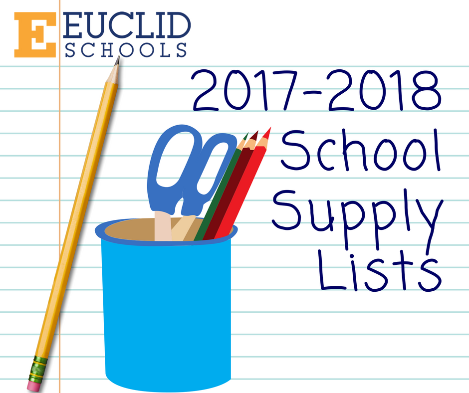 Supply list graphic