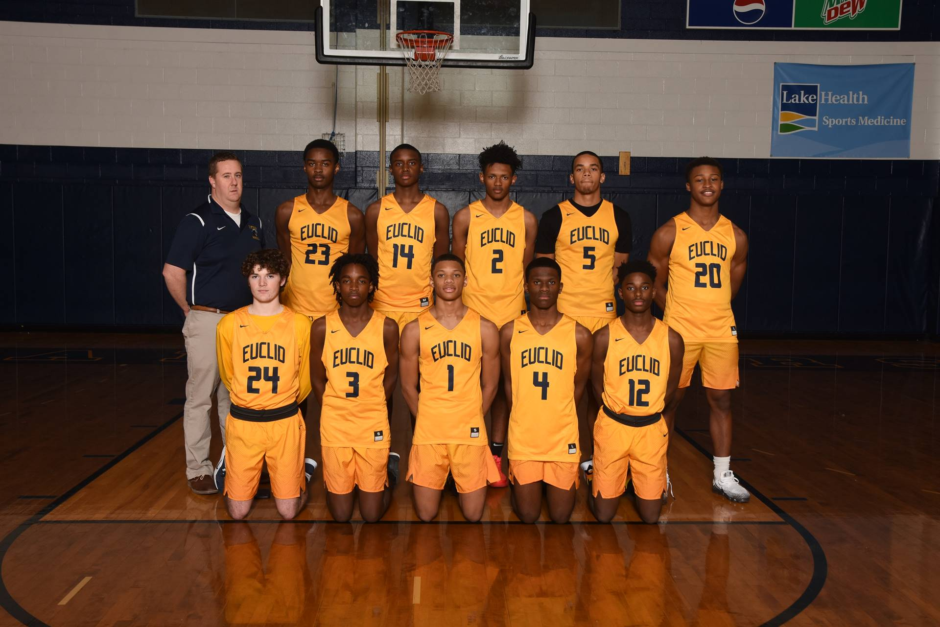 Boys JV Basketball