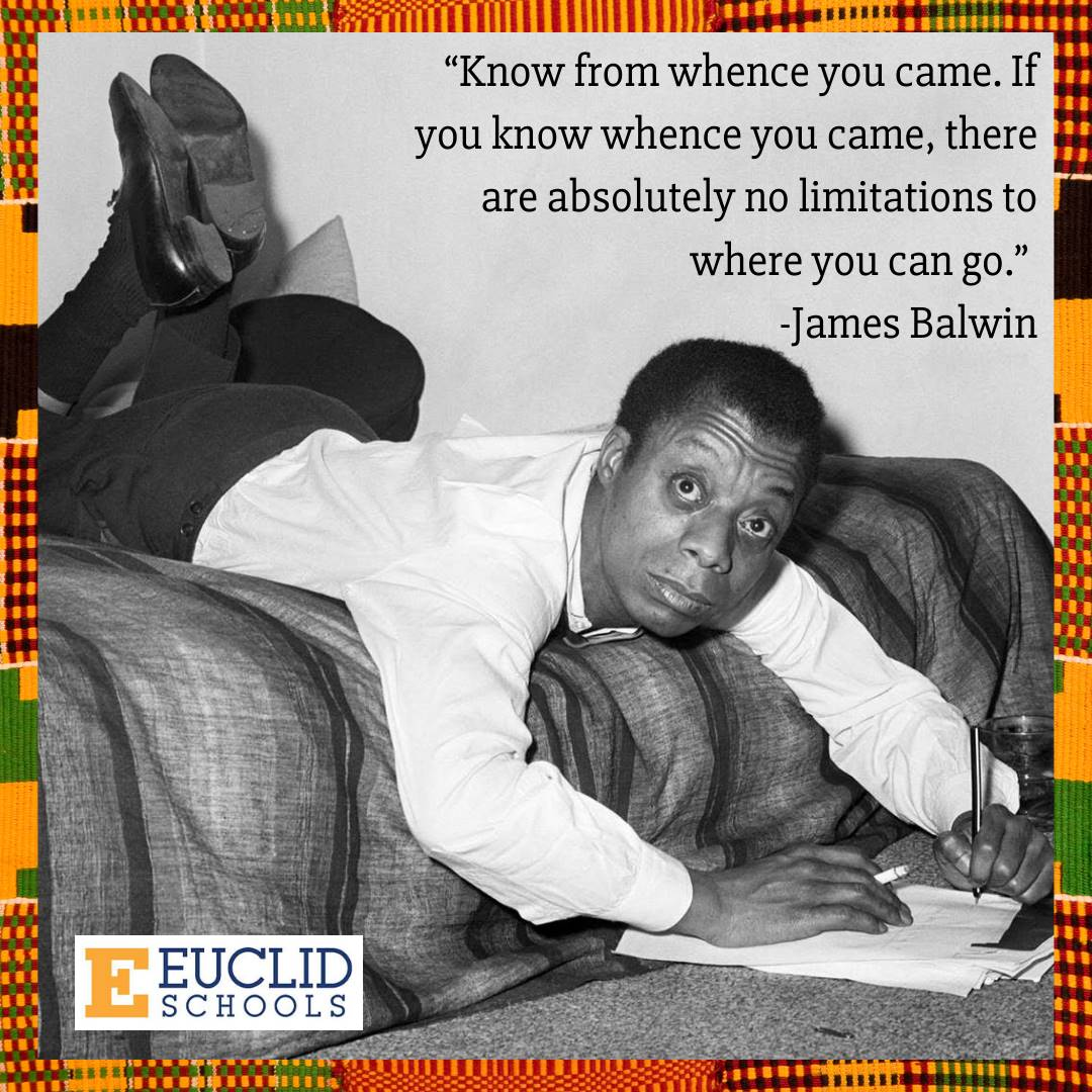 james baldwin with quote